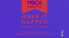 Thumbnail for entry MSCA Marathon
