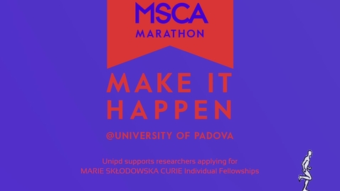Thumbnail for entry MSCA Marathon