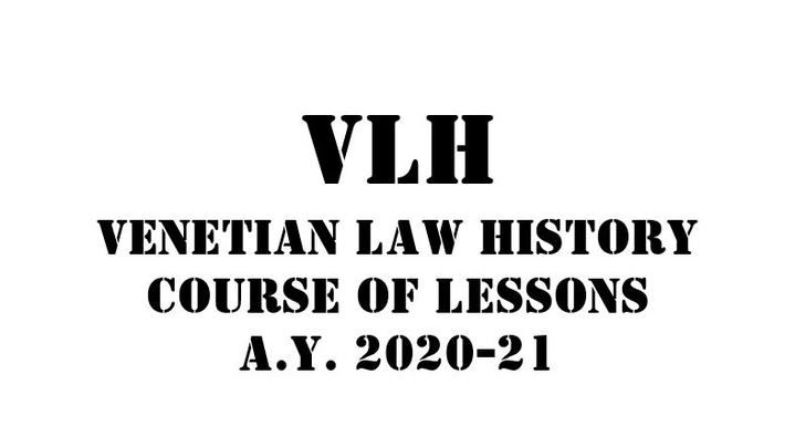 Thumbnail for channel VLH -- Lessons 2020-21