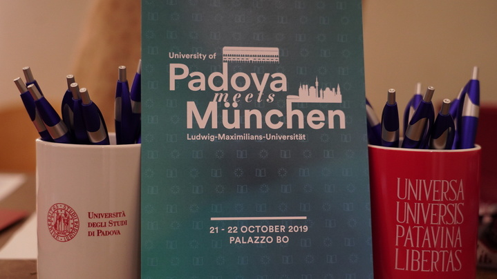 Thumbnail for channel Padova meets München - october 21  2019