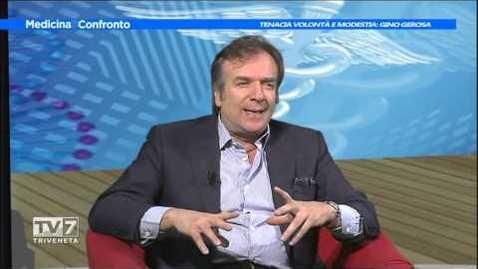 Thumbnail for entry Medicina a Confronto: Tenacia Volonta e modestia: Gino Gerosa