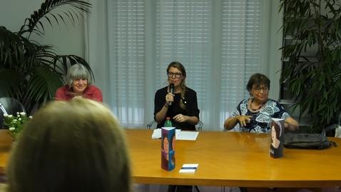 Thumbnail for entry Inaugurazione Centro di Ateneo Elena Cornaro_5 parte