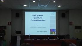 Thumbnail for entry 10 Hermann Kampermann - Multipartite Quantum Communications