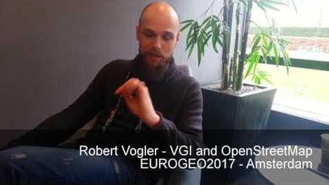 "Robert Vogler - ""Critical cartography and VGI"" EUROGEO2017"