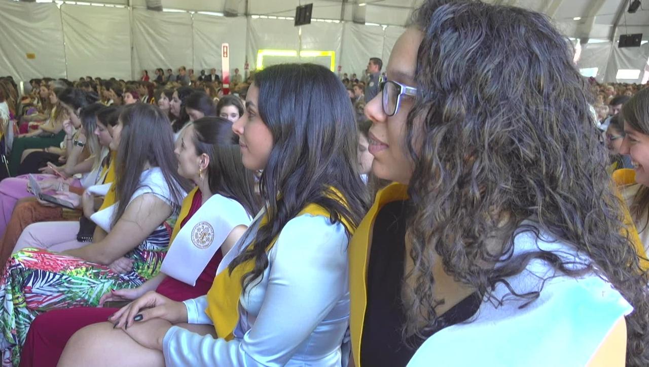 Acto de Graduación - Comillas CISH - Sábado 8 Junio 11h