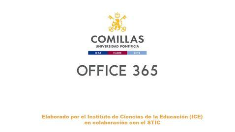 Miniatura para la entrada Herramientas de Office 365