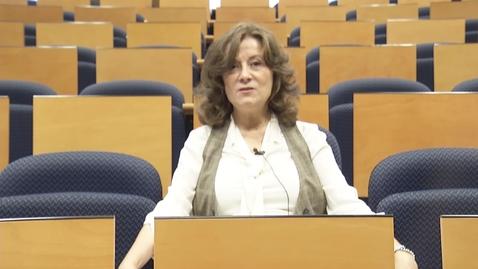 Miniatura para la entrada D.ª Cristina Gortazar.  Suject: The legal political perspective of international migration