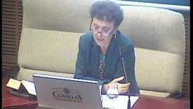"""Miniatura para la entrada Dª. Elisa Estévez López. """"Misericordia, perdón y justicia en la fórmula de gracia (Ex 34,6-7).  Aula Alonso Schökel.  16/11/2017"""