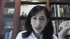 Miniatura para la entrada Dra. D.ª Beatriz Eugenia Sánchez. Asignatura: Derecho de extranjería e inmigración en los sistemas migratorios mundiales