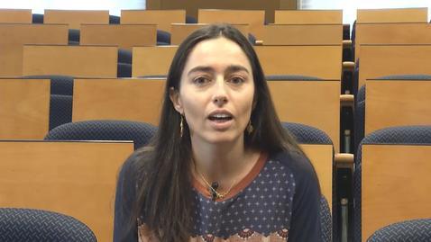 Miniatura para la entrada Dª. Ángela Ordóñez Carabaño. Subject: Titled Psychosocial Approach to international Migration