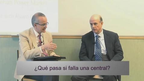 Miniatura para la entrada Energy Chats. Entrevista con Alvaro Quiralte. Desarrollo del Autoconsumo.  ¿Qué pasa si falla una central?. 26/04/2016
