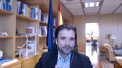 """Miniatura para la entrada Cátedra Rafael Mariño. """"El Hidrógeno Verde y su potencial"""" Presentación e intervención del DG. 29/06/2021"""