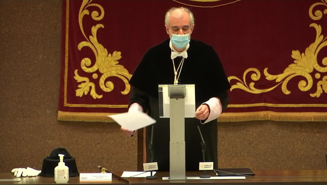 Día de la Comunidad Universitaria. Santo Tomás de Aquino.  28/01/2021