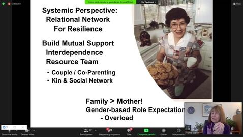 Miniatura para la entrada Conferencia online ( sin traducción simultánea). Sustainable Human Development, Resilience and Intellectual Disability.  17/03/2021