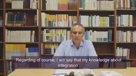 Miniatura para la entrada Dr.  Alberto Ares .  Subject: Integration and social cohesion.  (Subtítulos Ingles)