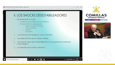 """Miniatura para la entrada """"Los problemas actuales de América Latina."""""""