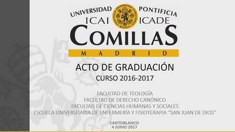 Miniatura para la entrada FCHS - Graduación 2016-2017
