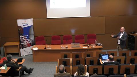 "Miniatura para la entrada Conference: ""EuroNCAP: test protocols and rating explained.""   2º Parte.  12/02/2020"
