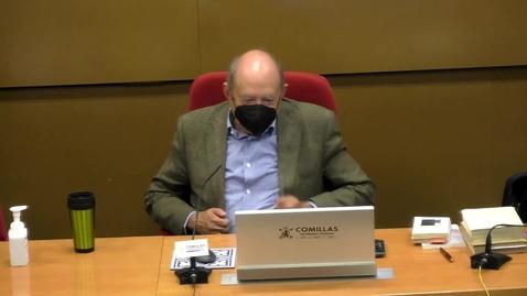 """Miniatura para la entrada Seminario de Doctorado """"Verdad, Existencia y vida"""". Prof. D. Miguel García-Baró.  25/09/2021"""
