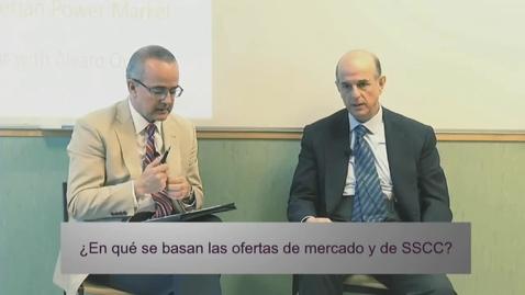 Miniatura para la entrada Energy Chats. Entrevista con Alvaro Quiralte.  ¿En qué se basan las ofertas de mercado y de SSCC?. 26/04/2016