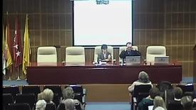 """Miniatura para la entrada Prof. D. Enrique Sanz Giménez-Rico. """"¿Es hoy un tiempo de profetas o de """"prefetas"""".""""  Aula Alonso Schökel.  20/02/2014"""
