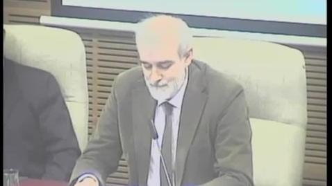 """Miniatura para la entrada Prof. Dr. P. Julio L. Martínez, SJ. Inaguración. Jornada de estudio """" Ve y Haz Tú lo Mismo"""". 31/03/2016"""