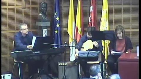 """Miniatura para la entrada Concierto de Clausura: """"Ensemble Falconieri"""". Jornada de estudio """" Ve y Haz Tú lo Mismo"""". 31/03/2016"""