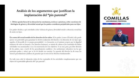 Miniatura para la entrada El Pin Parental: aproximaciones al debate desde el punto de vista jurídico.