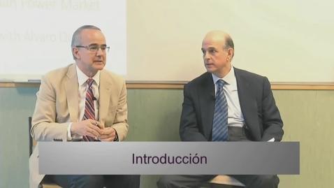 Miniatura para la entrada Energy Chats. Entrevista con Alvaro Quiralte. Introducción.  26/04/2016