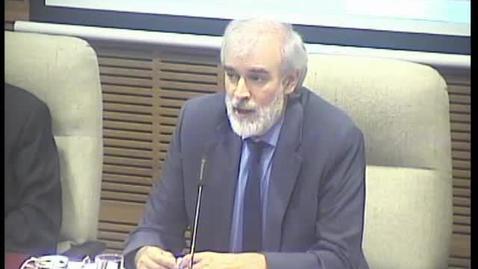 """Miniatura para la entrada Prof. Dr. P. Julio L. Martínez, SJ. """"Clausura de las Jornadas"""". XIII Jornadas de Teología """"Los Refugiados"""". 5/10/2016"""