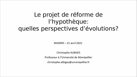 Miniatura para la entrada Christophe Albiges