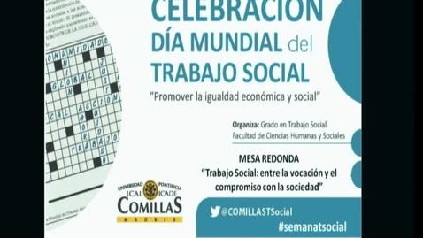 Miniatura para la entrada Celebración Día Mundial del Trabajo Social (19-22 de Marzo 2013)