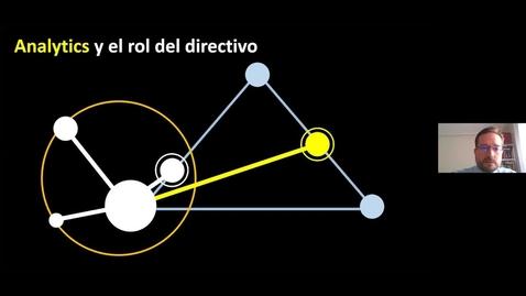 Miniatura para la entrada Webinar: Analytics y el rol directivo