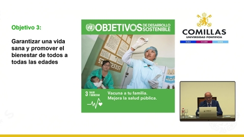 Miniatura para la entrada Conferencia: La Discapacidad desde la perspectiva de los Objetivos de Desarrollo Sostenible (ODS). 17/03/2021.