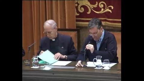 Miniatura para la entrada Encuentro Padre General de los Jesuitas. ICADE