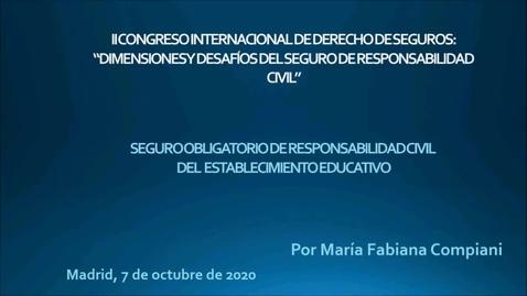 Miniatura para la entrada Fabiana Compiani