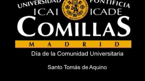 Miniatura para la entrada Día de la Comunidad Universitaria. Santo Tomás de Aquino 28/01/2015