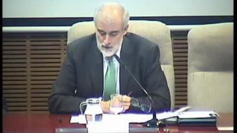 Miniatura para la entrada Prof. Dr. P. Julio L. Martínez, SJ.  Inaguración.  XII Jornadas de Teología.  30/09/2015