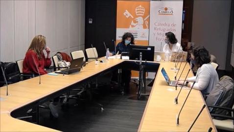 """Miniatura para la entrada Seminario Migraciones y Refugio: """"Menores extranjeros no acompañados""""  25/02/2021"""