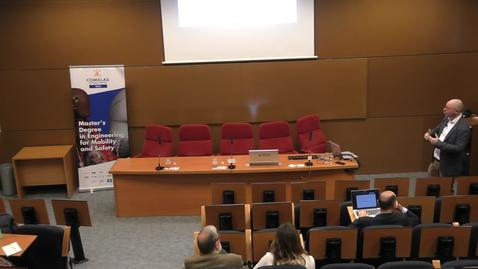 "Miniatura para la entrada Conference: ""EuroNCAP: test protocols and rating explained.""   1º Parte.  12/02/2020"