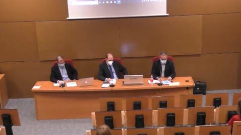 """Miniatura para la entrada Segunda sesión Ciclo Una mirada bioética a la COVID-19 """"Autonomía y desigualdad: el impacto bioético de la COVID-19""""  10/11/2020"""