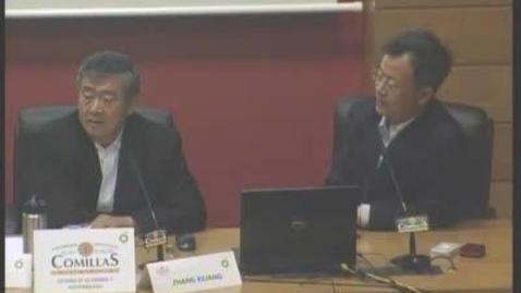 """Miniatura para la entrada Cátedra BP. """"Políticas y tecnologías para la transformación energética y la mitigación del cambio climático en China."""" 22/07/2013"""