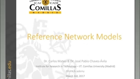 Miniatura para la entrada Reference Network Model (RNM)