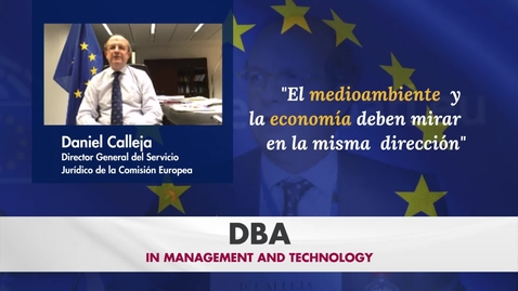 Miniatura para la entrada DBA Masterclass: El desarrollo sostenible - El gran desafío para el futuro de las empresas