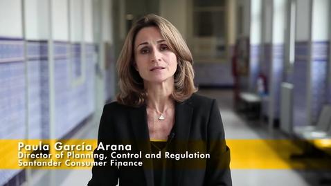 Miniatura para la entrada Paula García Arana - Candidata DBA de la promoción 2022