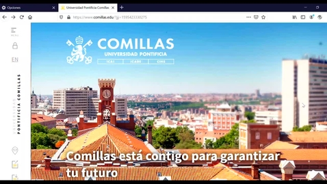 Miniatura para la entrada Tour Campus Virtual