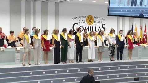 Miniatura para la entrada Másteres Universitarios  - Graduación 2016-2017