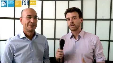 Miniatura para la entrada Interview to Tomás Gómez 03/10/2019.  Unlocking flexibility at the distribution level: local markets and other options