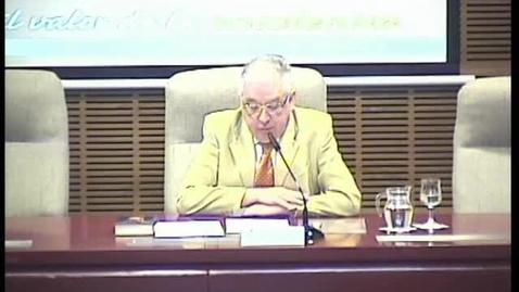 """Miniatura para la entrada Prof. Dr. P. José Ramón Busto Saiz, SJ. """"Los refugiados en la Biblia"""". XIII Jornadas de Teología """"Los Refugiados"""". 5/10/2016"""