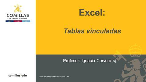 Miniatura para la entrada Excel-2-Tablas Vinculadas a documento Word